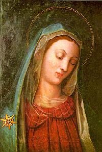 Unsere liebe Frau mit dem geneigten Haupte ; Wien Karmelitenkirche