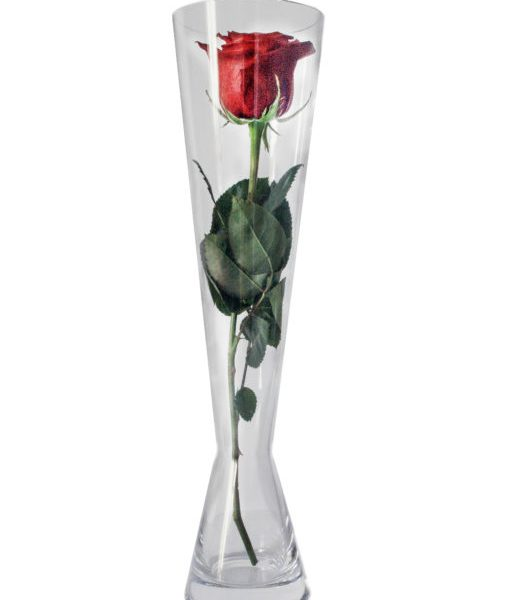 Bouquet vase tall