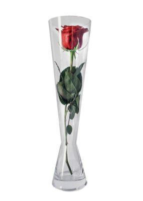 Bouquet vase tall