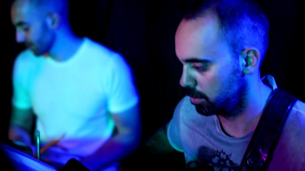 Man With A Band feat. Panagiotis Pallis – «It must have been love»