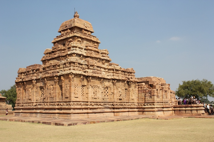 Sangameshwara Temple, Pattadakal