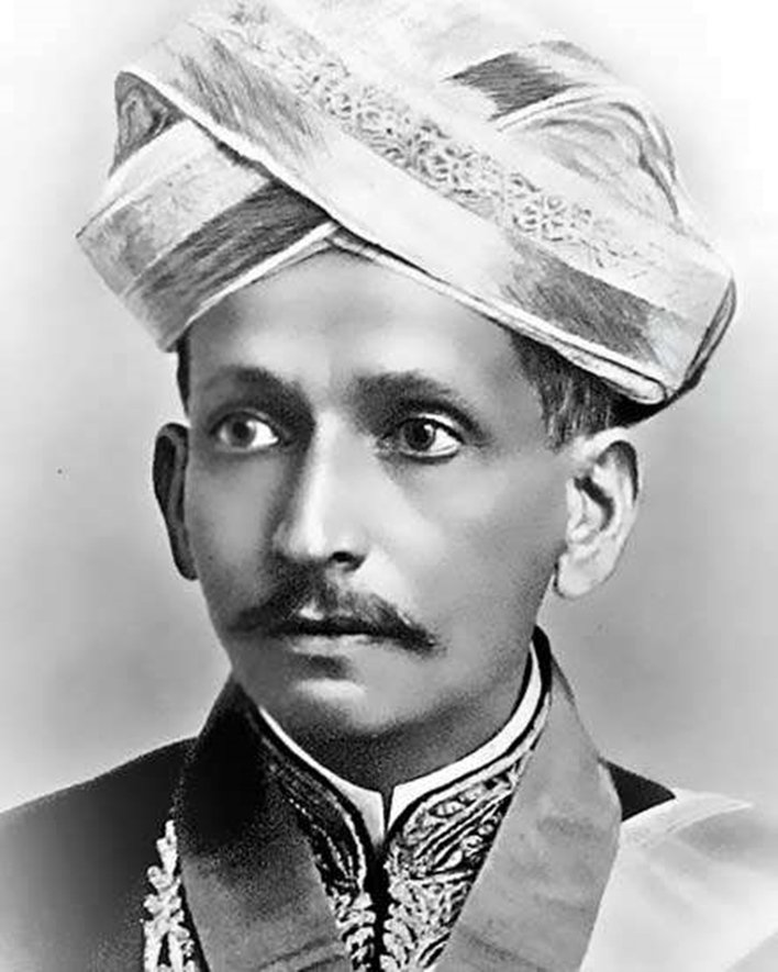 Sir M Visvesvaraya - An Excellent Statesman and Eminent Engineer