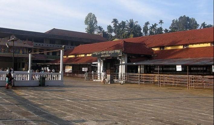 Horanadu Annapoorneshwari Temple Complex