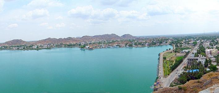 Lake Aam Talab, Raichur