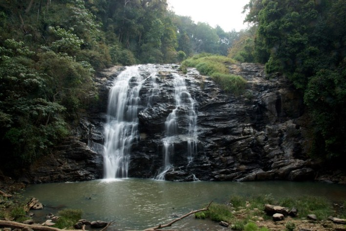 Abbey Falls, Coorg