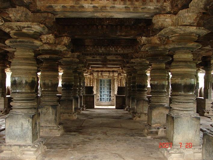 Nagareshvara temple, Bankapura, Haveri.