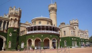 Bangalore Palace – The Royal Charm