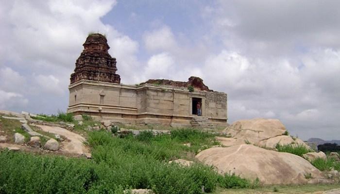 Saraswati Temple, Hampi: An Erstwhile Glory