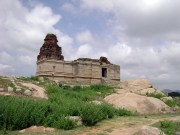 Saraswati Temple, Hampi: An Erstwhile Glory