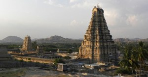 Virupaksha Temple: Of History