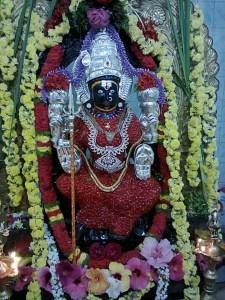Sri Mahalakshmi Temple in Goravanahalli