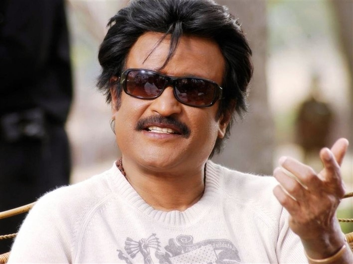 Rajnikanth. Source GDNOnline.com