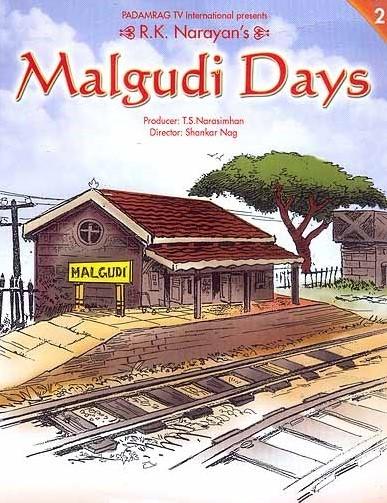 Malgudi Days by RK Narayan