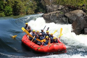 White Water Rafting in Dandeli – For the Ones With Nerves of Steel