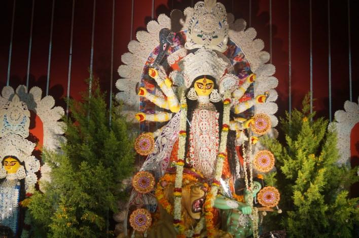 Durga Pooja in Bangalore