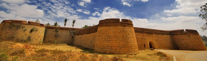 Devanahalli Fort. Copyright Motographer@flickr