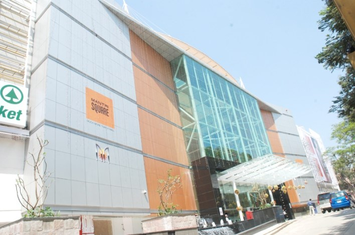 mantri square mall, malleswaram, bangalore, malls in bangalore