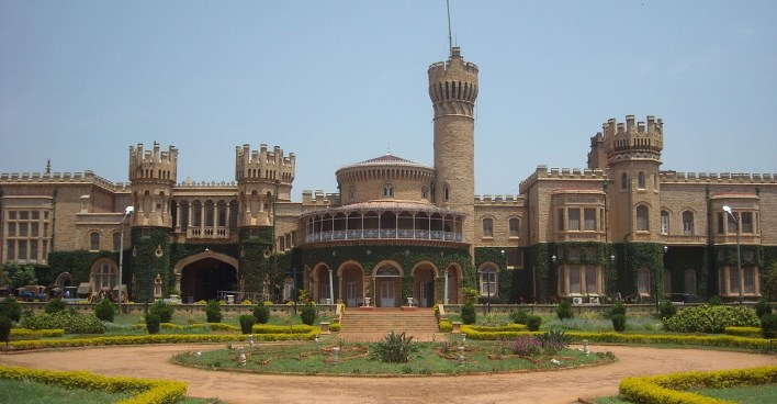 Bangalore Palace. Photo Wiki