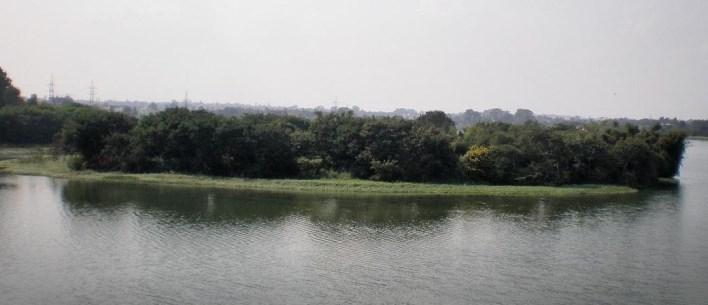 Hebbal Lake, Bangalore
