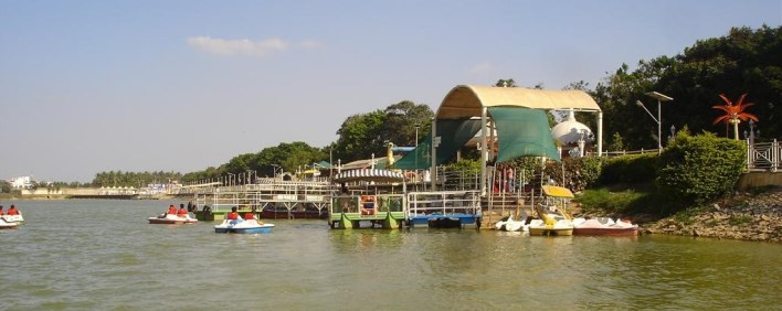 Lumbini Gardens, Bangalore - A Popular Water-Front Leisure Park