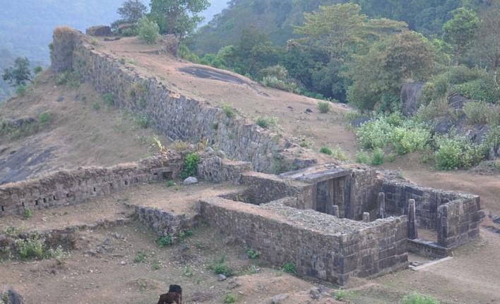 Kavaledurga Fort, Shimoga