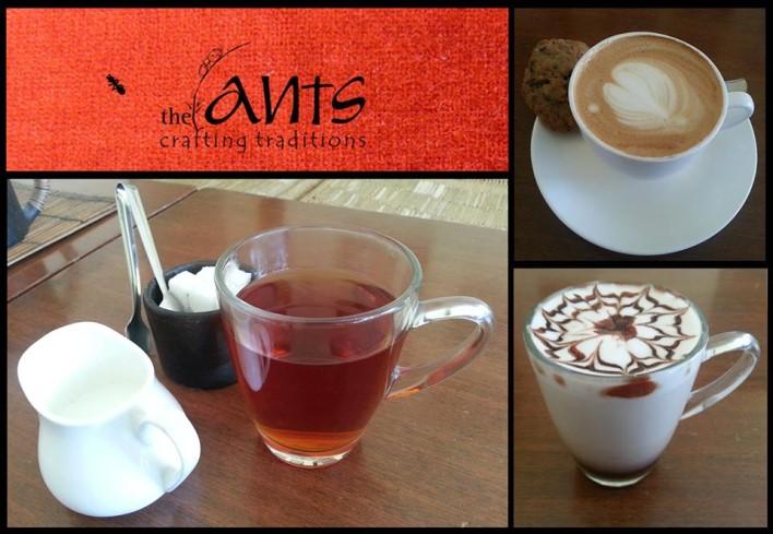 The Ants Cafe, Indiranagar, Bangalore