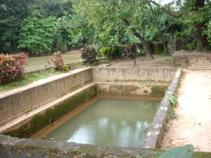 Bendru Theertha, Mangalore – The lone hot spring of South India