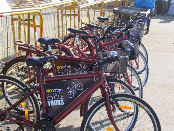 Mysore Cycle Tours, Mysore Dasara Tour Packages