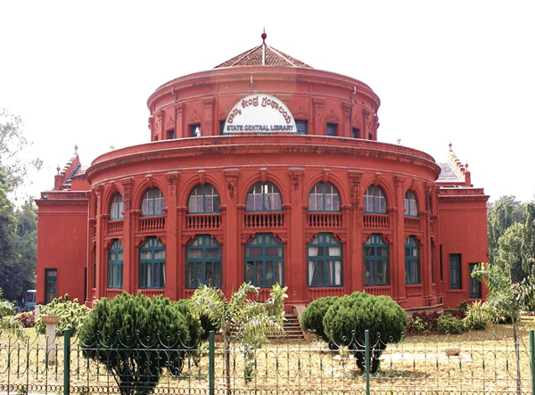 Bangalore Libraries