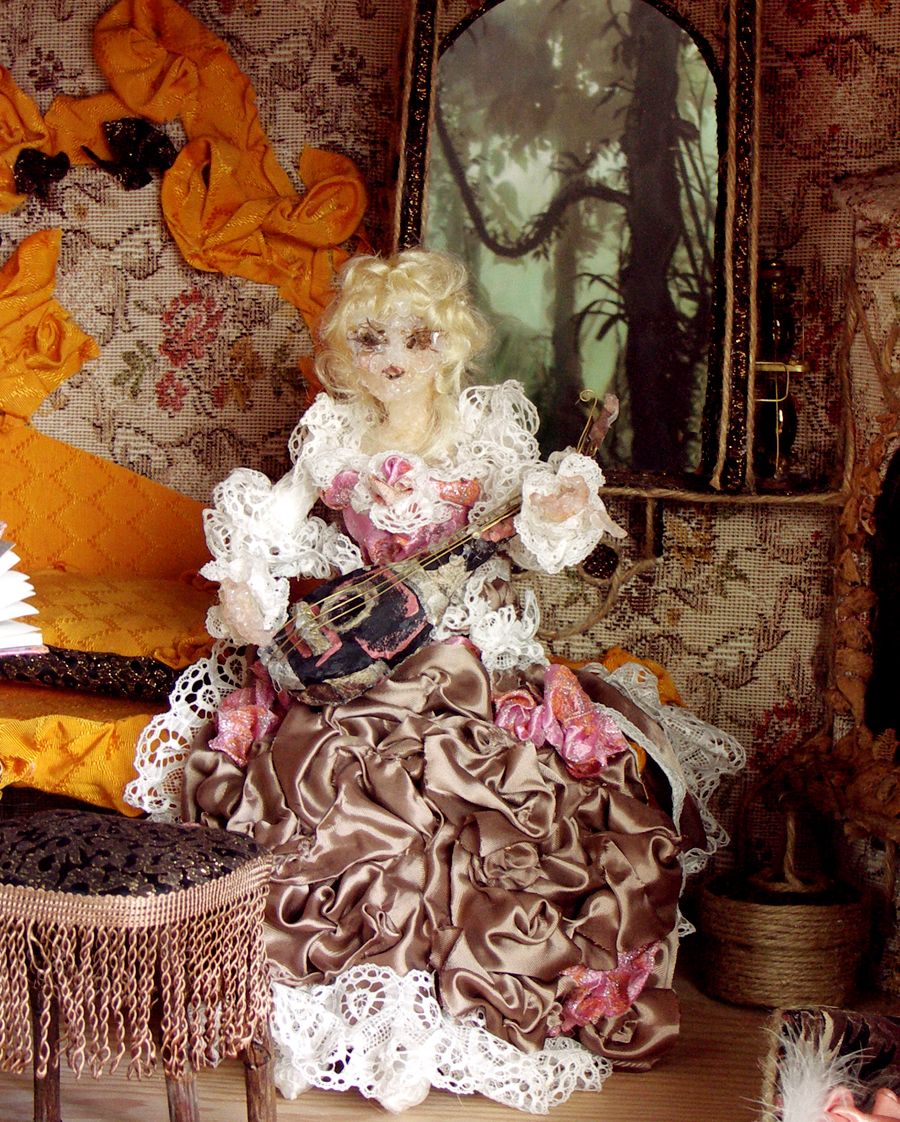 The Doll and its House