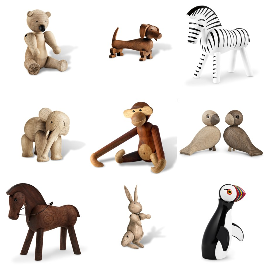 Kaj Bojesen animals