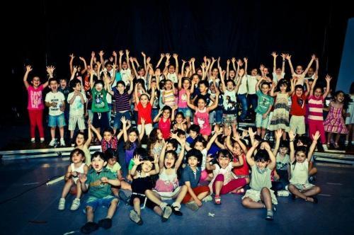 Kiddy Orchestra Damascus