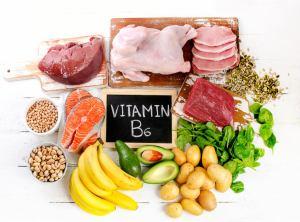 Lebensmittel die viel Vitamin B6 enthalten