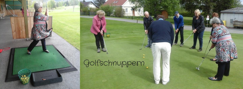 Golfschnuppern in Maria Lankowitz