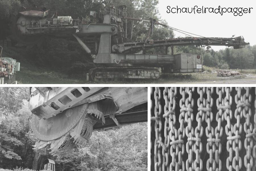 Schaufelradpagger Bärnbach
