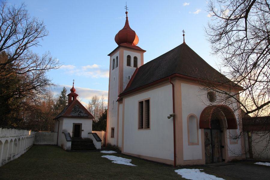 Hiliger Berg Karmel - Bärnbach