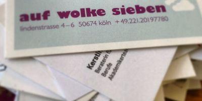 Zettelkasten für den Netzwerkaufbau. Foto: Eva Wagner