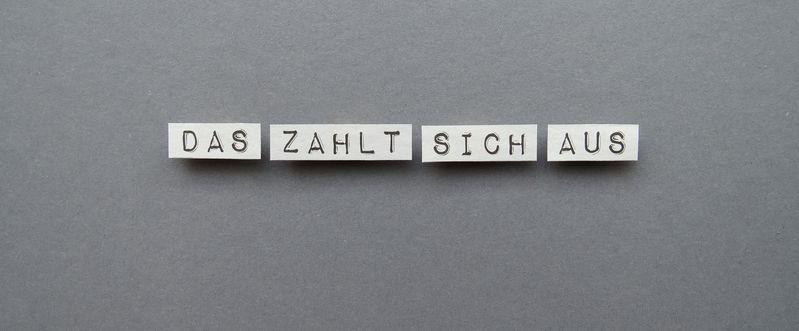 Gehälter HR-Branche. Bild: knallgrün/photocase.de