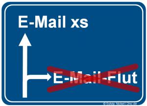 E-Mail xs (c) Sylvia Nickel | 2nc.de