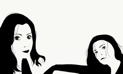 Angelica och Karro