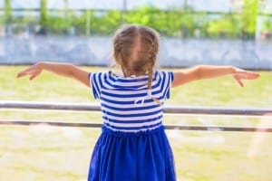 Maternal Fears: Your Child Smells it On You