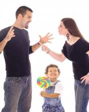 Predicting Coparenting Ability and Why it Doesn't Matter One Bit