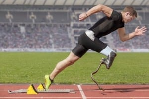 Disabled Sprinters