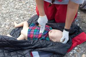 Save Your Baby's Life With Infant CPR