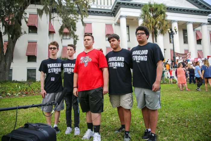 After the Florida Mass Shooting: PTSD in Teens