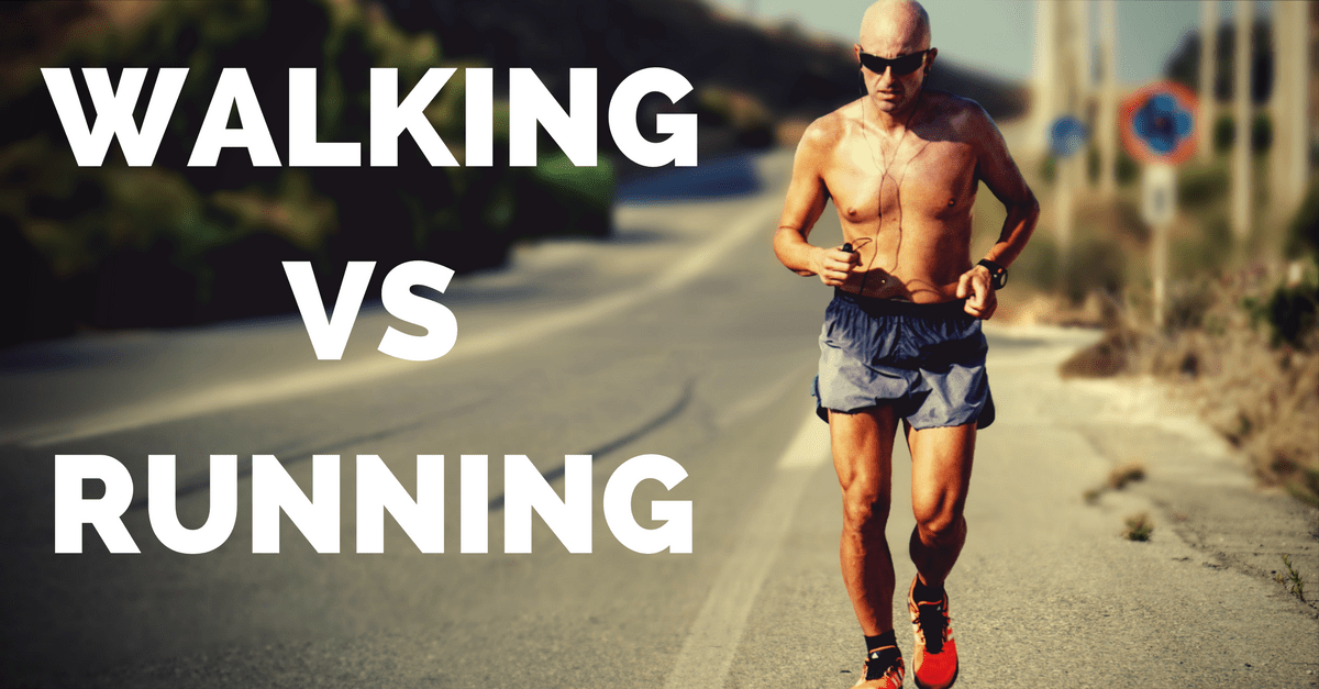 Does Walking Burn More Calories than Running?