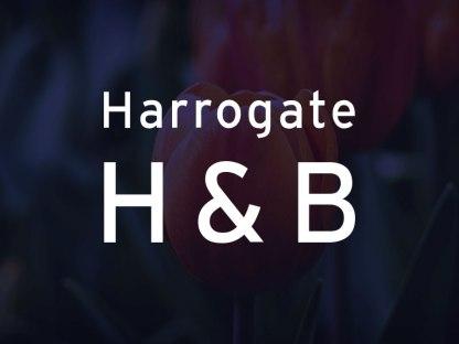 Harrogate logo design