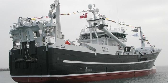 HG 264 Ruth, pelagisk trålare och snörpvadsbåt
