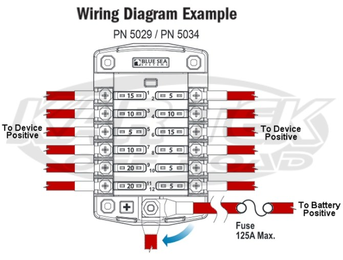 blue fuse box  6 0 powerstroke engine wiring harness