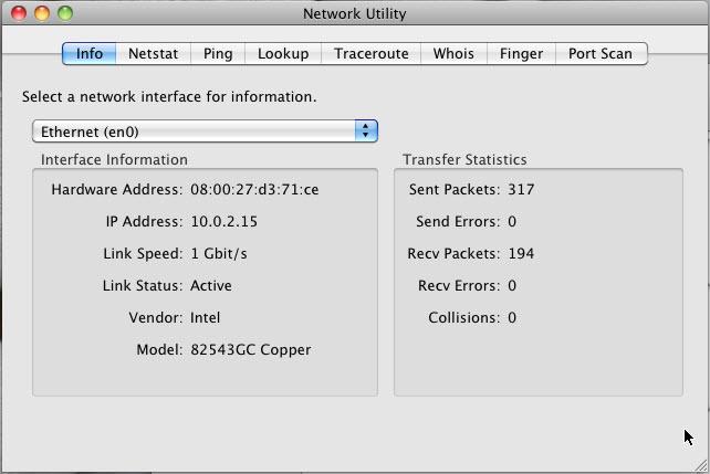 network-utility-info
